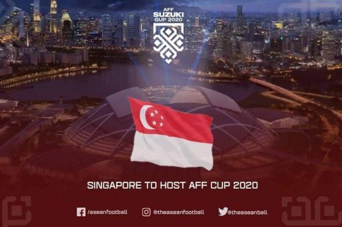 AFF เลือก สิงคโปร์ เป็นเจ้าภาพ ซูซูกิ คัพ 2020 ไทยลีก 1