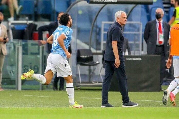 ตบหน้ามูรินโญ่! เปโดรปลื้ม หลังช่วยให้ลาซิโอเอาชนะโรม่า 3-2 กัลโช เซเรีย อา อิตาลี