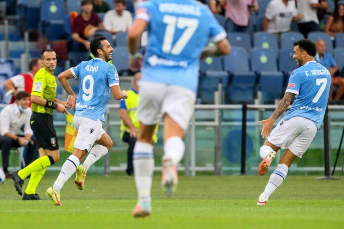 โรมสีฟ้าขาว! ลาซิโอ เด็ดกว่า ดับโรมา 3-2 กัลโช เซเรีย อา อิตาลี