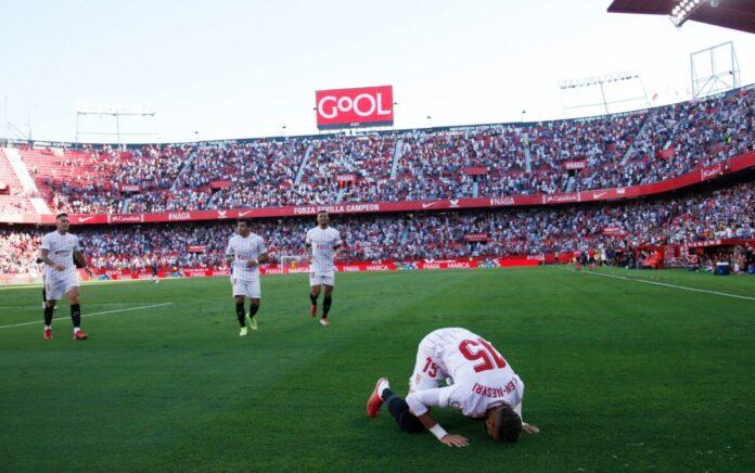 เซบีญา นวด เอสปันญอลก่อนกินเต็ม 2-0 ลาลีกา สเปน