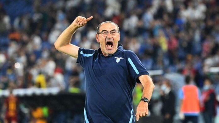 'ซาร์รี่' บอกชนะโรมดาร์บี้หนึ่งในเกมที่ทำให้แฮปปี้มากที่สุด กัลโช เซเรีย อา อิตาลี