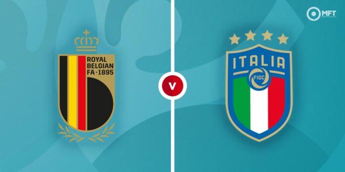 บทวิเคราะห์ อิตาลี VS เบลเยี่ยม วันที่ 10 ต.ค. 2021 บทวิเคราะห์