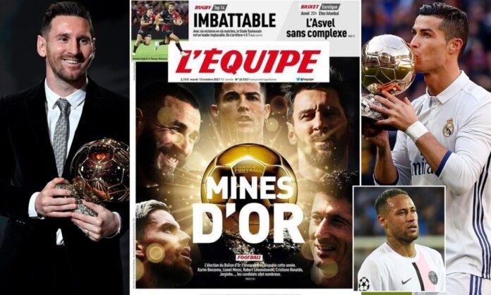 สื่อดังฝรั่งเศสเชื่อ 5 แข้งมีลุ้นรางวัลบัลลงดอร์ ฟุตบอลรายการอื่นๆ