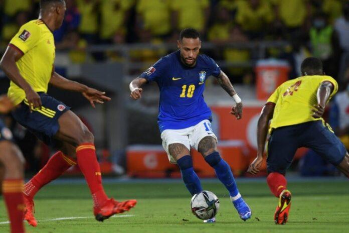บราซิล สะดุดได้แค่เสมอโคลอมเบีย 0-0 ทีมชาติ