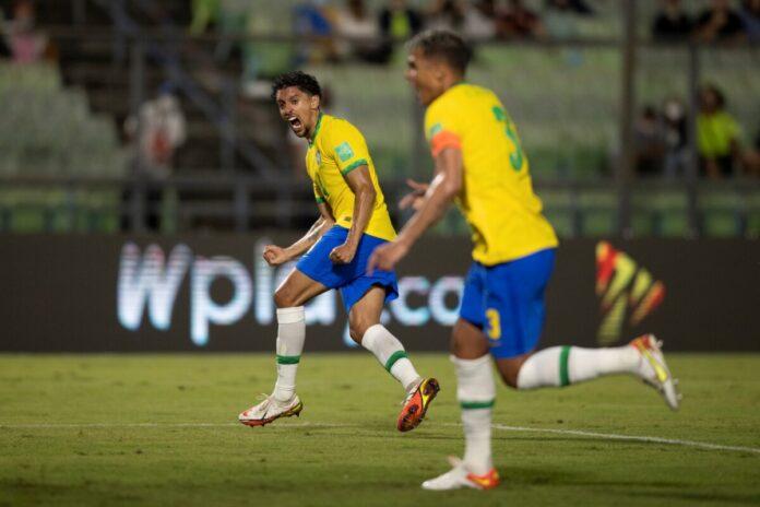 บราซิลเกือบตายก่อนรัวแซงชนะเวเน 3-1 ทีมชาติ