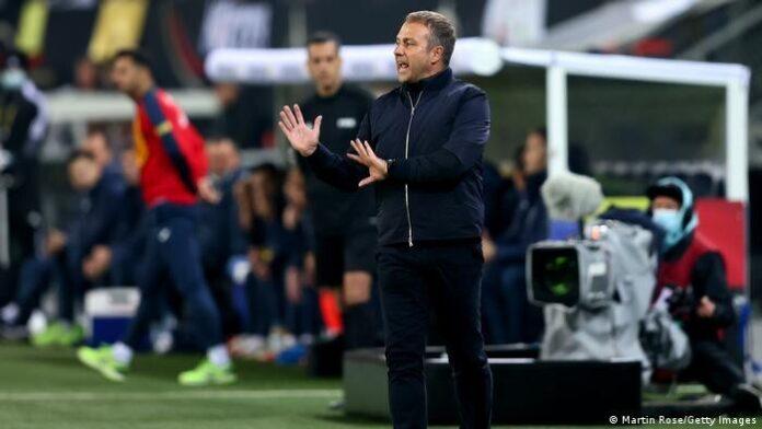 ฟลิค ชมอินทรีเหล็กทุ่มสุดตัวจนพลิกชนะโรมาเนีย ทีมชาติ