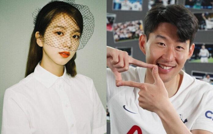 ซน ซุ่มปลูกต้นรักกับ จีซู แบลคพิงค์ พรีเมียร์ลีก อังกฤษ
