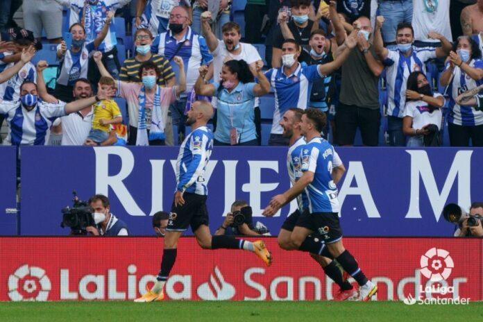 เอสปันญอล ทำแสบเปิดรังเชือดชุดขาว 2-1 ลาลีกา สเปน