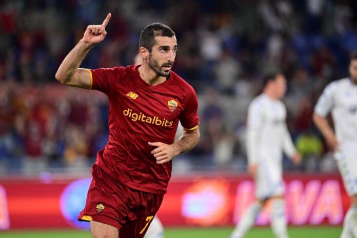 โรมา ไม่พลาดอัด เอ็มโปลี 2-0 กัลโช เซเรีย อา อิตาลี